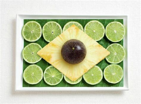 cuisine bresil drapeau bresil food tuxboard