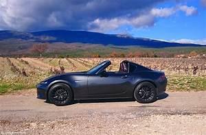 Mazda Mx 5 Rf Occasion : essai mazda mx 5 rf carissime l 39 info automobile ~ Medecine-chirurgie-esthetiques.com Avis de Voitures