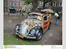 WW Car Show On Governors Island, NY, USA Editorial Image