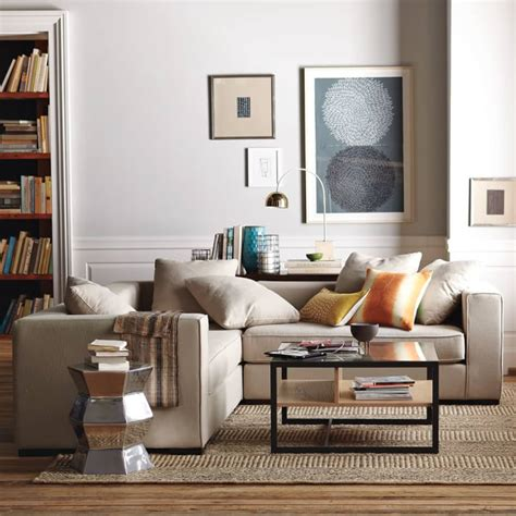 Apartment Therapy Sectional Sofa by Expandable Modular Best Sectional Sofas Apartment Therapy