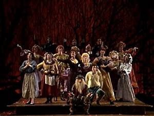 Into the Woods (Original Broadway Production) Blu-ray Review