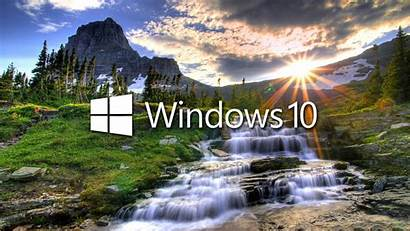 Windows Stream Computers Wallpapers Text Computer Mountain