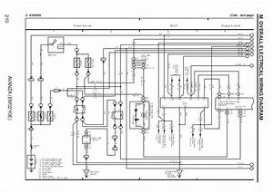 Toyota Avanza Engine Wiring Diagram
