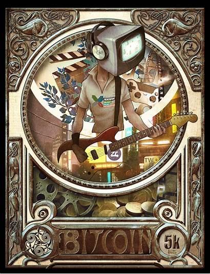 Crypto Cryptoart Nouveau Artists Sxsw Medium Economy