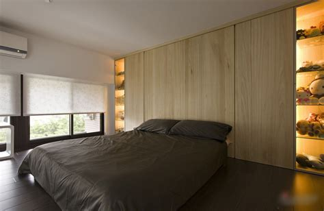 modern one bedroom apartment design modern small apartment with loft bedroom 12 idesignarch interior design architecture