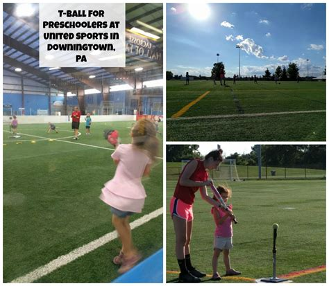 t preschool sports at united sports in downingtown 305 | T Ball for Preschoolers at United Sports in Downingtown PA