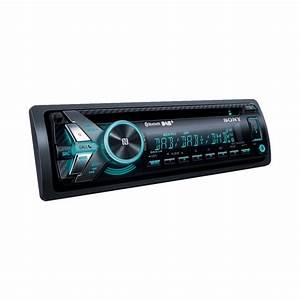 Auto Radio Sony : sony mex n6001bd single din cd mp3 car stereo with bluetooth and dab ~ Medecine-chirurgie-esthetiques.com Avis de Voitures
