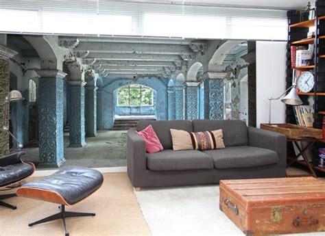 papier peint trompe l oeil chambre papier peint trompe l oeil pour chambre dcoration murale