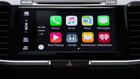 honda introduces apple carplay youtube