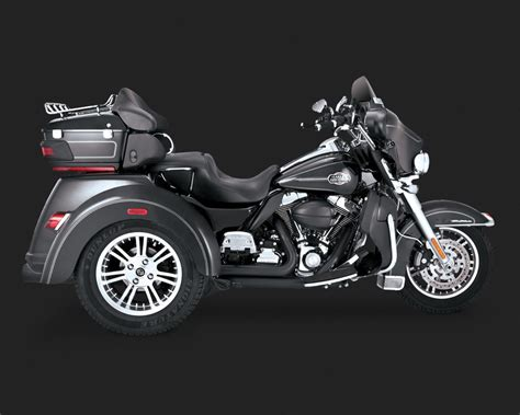 Vance And Hines Dresser Duals Black by Dresser Duals Black Vance Hines