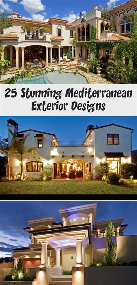 this amazing collection of the 25 Stunning Mediterranean
