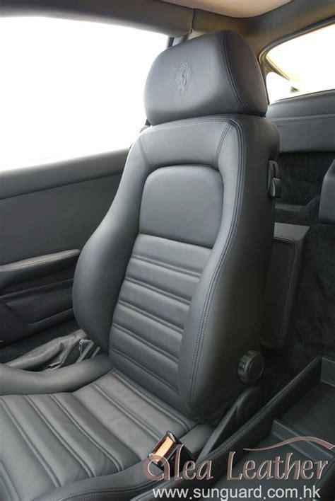 ferrari custom interior 22 best alea leather custom interior images on pinterest