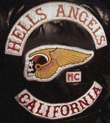 white prison gangs hells angels motorcycle club
