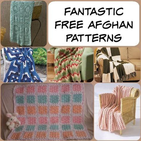 fantastic  afghan patterns   crochet afghan