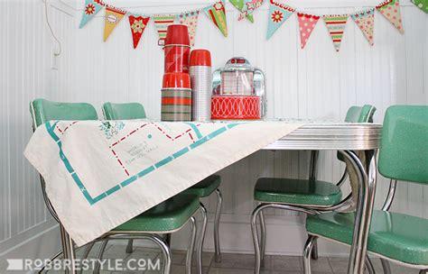 vintage retro kitchen accessories retro kitchen decor by robb restyle 6858