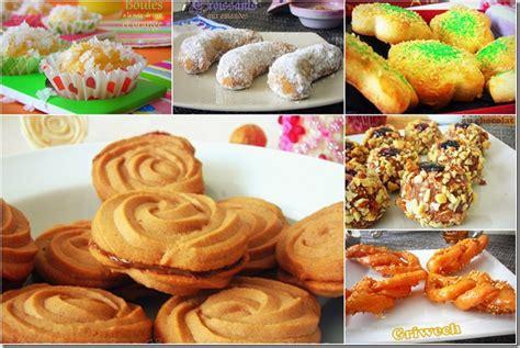 recette de cuisine facile et rapide algerien gâteaux secs algériens facile économique le