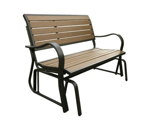 lifetime 60055 glider bench wooden on sale with fast