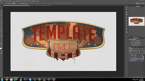 bioshock infinite logo template photoshop youtube