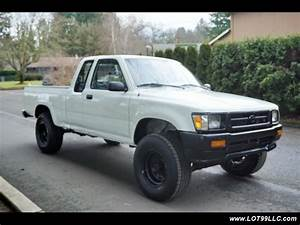 1994 Toyota Tacoma Dx 4x4 V6 5 Speed Manual 147k Miles 5