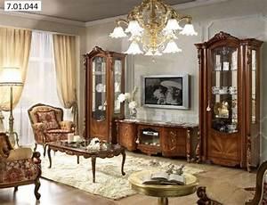 Wohnzimmer Italienisches Design : barock italienische stilm bel franca ~ Markanthonyermac.com Haus und Dekorationen