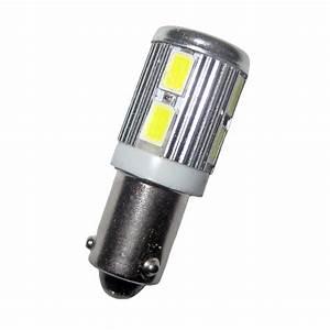 Ampoule Led 12 Volts Voiture : h21w bay9s 10 leds 12v 24v ~ Medecine-chirurgie-esthetiques.com Avis de Voitures