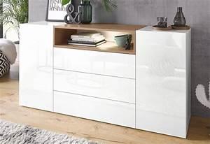 Sideboard 160 Cm : tecnos sideboard negroni breite 160 cm 2 t ren online kaufen otto ~ Buech-reservation.com Haus und Dekorationen