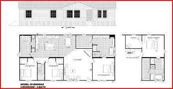 home floor plans with pictures buccaneer mobile homes floor plans quality bestofhouse