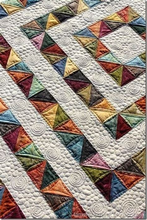 images   square triangle quilts