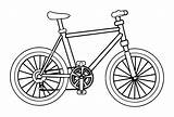 Coloring Bike Pages Bicycle Drawing Bmx Cartoon Cycling Bikes Printable Daniel Clipart Draw Boys Books Sheets Biycle Printables Motorcycles Results sketch template
