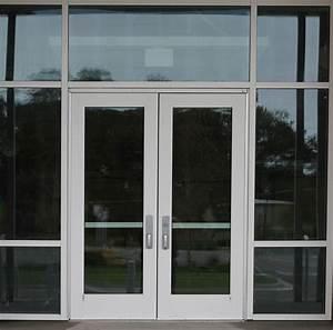 Commercial, Glass, Door, Entrance, Texture