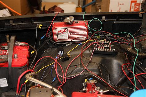 Wiring Up A Race Car by 1985 Monte Carlo Ss Quot The Black Car Quot