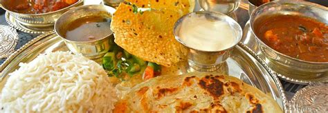 guide  eating thali  india approach guides