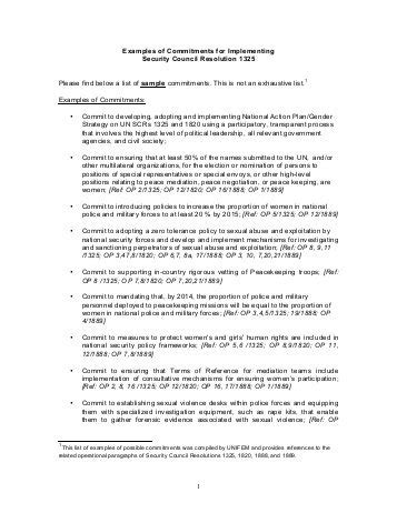 images  statement  commitment template word