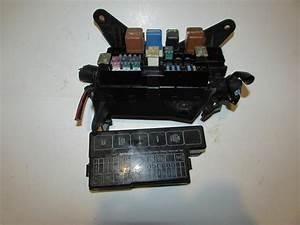 Fuse Box Nissan Xterra 2004