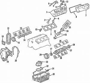 Chevrolet Malibu Engine Valve Stem Oil Seal
