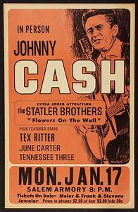 Johnny Cash Poster : 167 best johnny cash images on pinterest concert posters gig poster and band posters ~ Buech-reservation.com Haus und Dekorationen