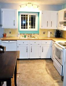dark blue kitchen walls With kitchen colors with white cabinets with family car window stickers