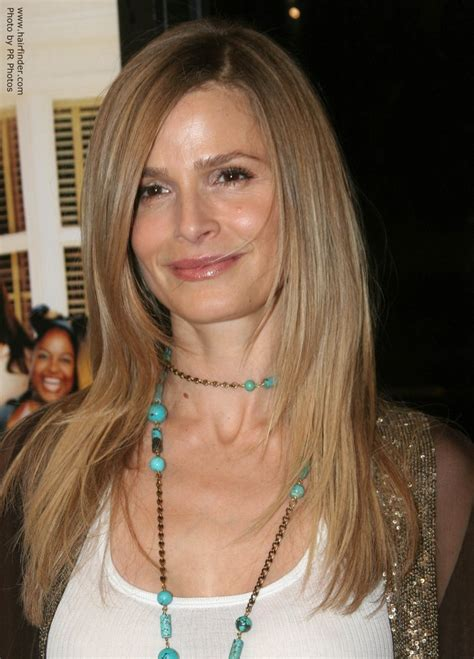 kyra sedgwick  long super straight  exquisite hair