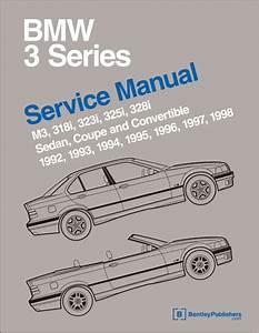Bmw 3 Series  E36  Service Manual  1992-1998