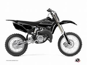 85 Yz 2010 : yamaha 85 yz dirt bike black matte graphic kit black kutvek kit graphik ~ Maxctalentgroup.com Avis de Voitures