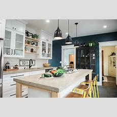 Houzz Tour A Happy New Life For A Oncerundown Home