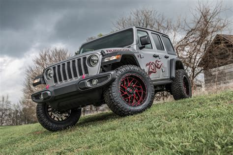 jeep jl wrangler lift zone offroad announcement kit kits zoneoffroad instructions