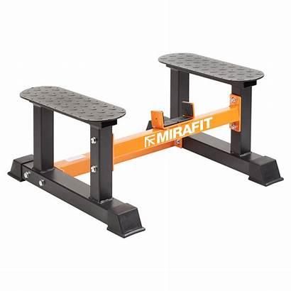 Row Platform Landmine Bar Rowing Weight Mirafit