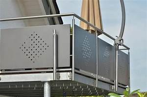 edelstahlgelander balkongelander v2a edelstahl in teningen With französischer balkon mit sonnenschirm 4x4 gebraucht