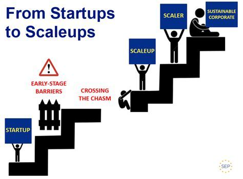 Scaleups When does a Startup turn into a Scaleup