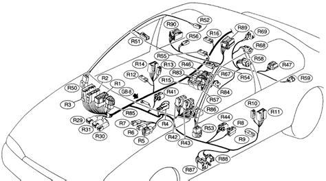 Subaru Legacy Starter Solenoid Location