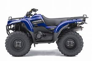 Kawasaki Prairie 360 4x4 Specs - 2010  2011