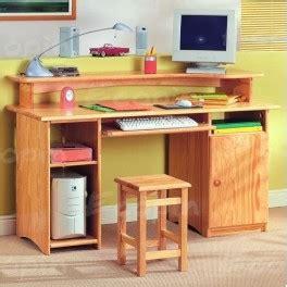 bureau informatique en pin bureau informatique en pin quot bali 2 quot ecopin meubles en pin
