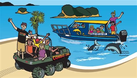 Glass Bottom Boat Whitianga Scenic Cruise by School Family And Deals Glass Bottom Boat