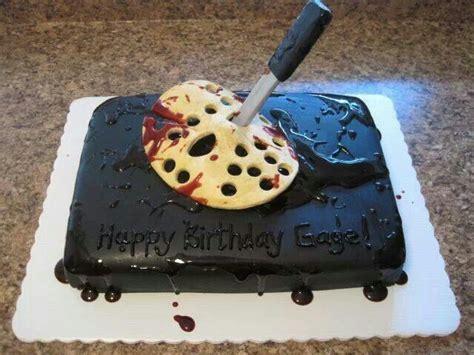 mike myers halloween cake coooool cakes  birthday